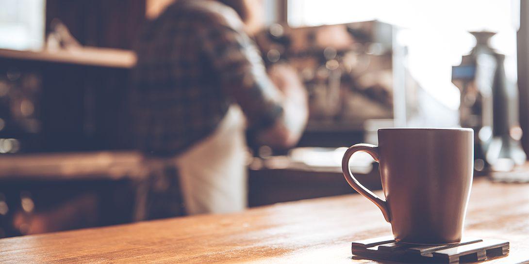 Speaty Press & Coffee Hero Image