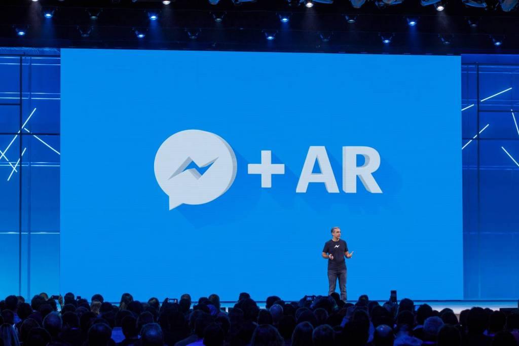 F8 Facebook Konferenz 2018 Ankündigungen zu den Änderungen im Facebook Messenger
