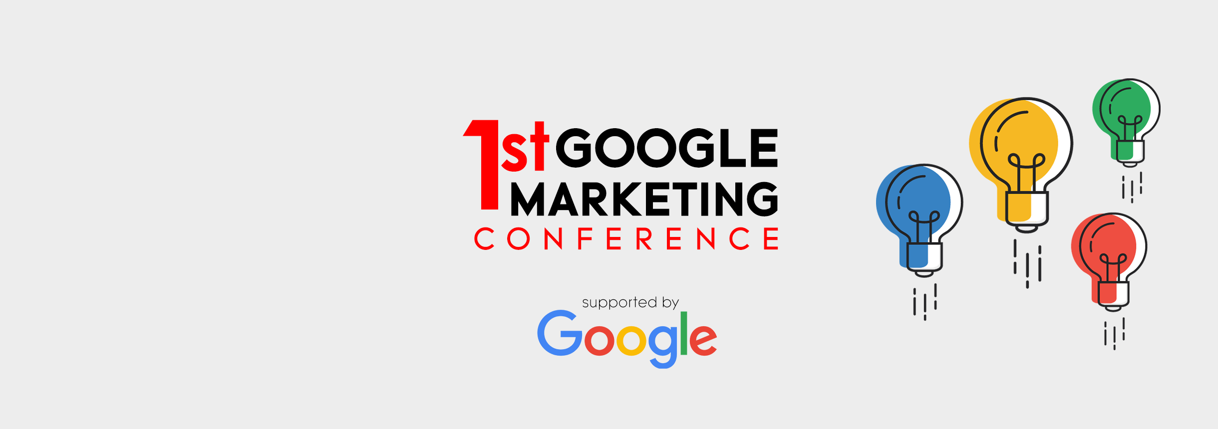 google marketing conference 2018