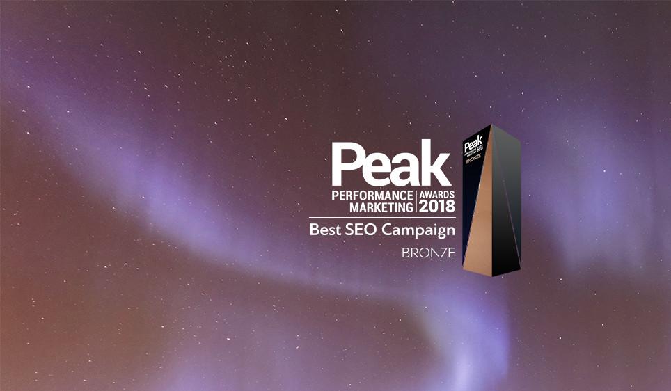 peak awards  featured