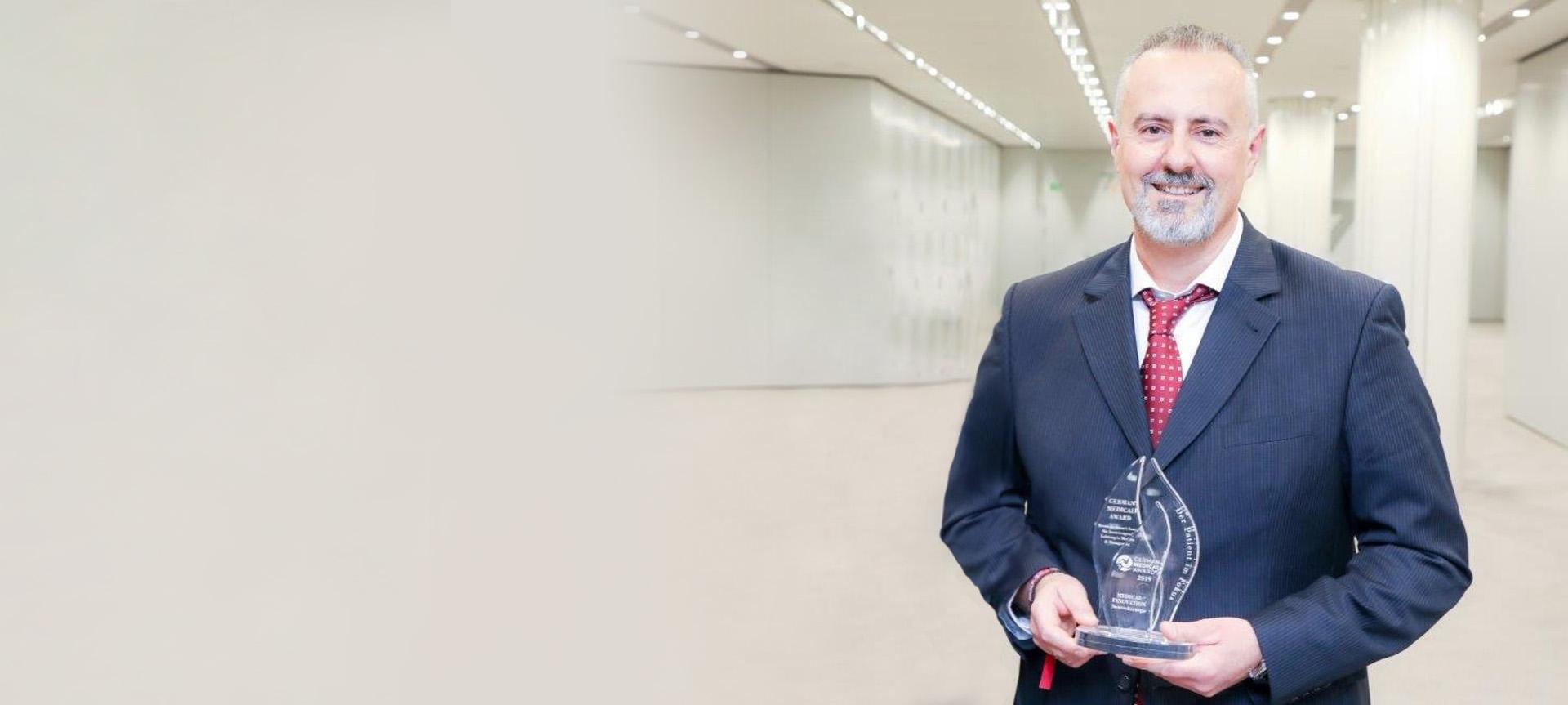 slider award